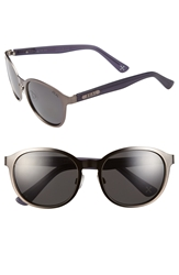 Zeal Optics '6Th Street' 52Mm Polarized Plant Based Retro Sunglasses 6Th Street Stainless