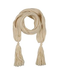 Atelier Fixdesign Accessories Oblong Scarves Women Ivory