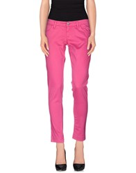 Miss Sixty Trousers Casual Trousers Women Fuchsia
