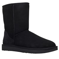 Ugg Classic Ii Short Ankle Boots Black