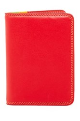 Mywalit Credit Card Leather Holder Multi