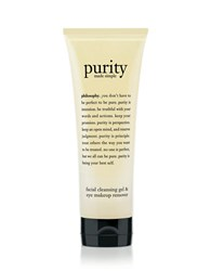 Philosophy Purity Gel Cleanser 7.5 Oz. No Color