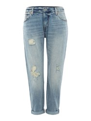 Levi's 501 Custom And Tapered Fit Jean In Off Road Denim Light Wash