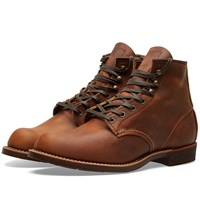 Red Wing Shoes 3343 Heritage Work 6 Blacksmith Boot Brown