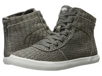 Rocket Dog California Grey Scales Women's Lace Up Casual Shoes Gray