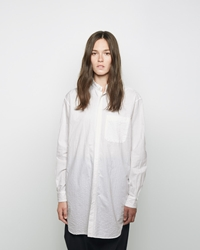 Forme D'expression Oversized Shirt Ecru