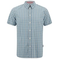 Paul Smith Jeans Men's Classic Fit Tailored Shirt Blue