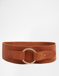 New Look Buckle Waist Belt Tan