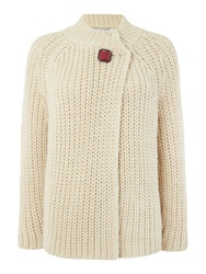 La Fee Maraboutee Knit Jacket Beige