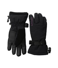 Spyder Traverse Gore Tex Ski Gloves Black Voila Ski Gloves Black Voila