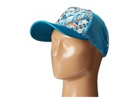 Prana La Viva Trucker Hat Cove Caps Brown