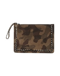 Pedro Garcia Pedro Garcia Handbags Military Green
