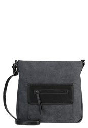 Tom Tailor Denim Nomy Across Body Bag Blue Black