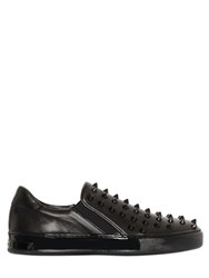Botticelli Sport Limited Botticelli Limited Studded Nappa Leather Slip On Sneakers