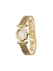 Chopard 'Classique Femme' Analog Watch Metallic