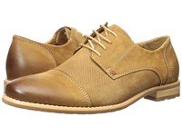 Steve Madden Catlyst1 Tan Men's Lace Up Casual Shoes