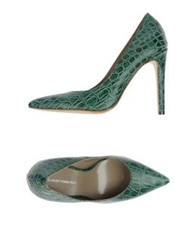 Luca Valentini Pumps Green