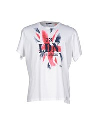 Pepe Jeans Topwear T Shirts Men White