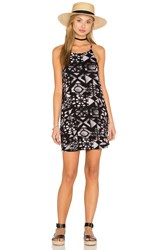 Rvca Elixir Dress Black