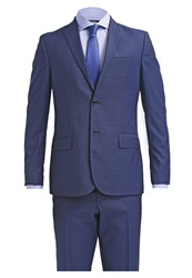 J. Lindeberg J.Lindeberg Hopper Soft Slim Fit Suit Blue