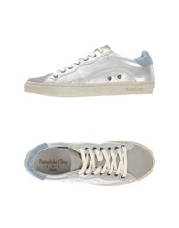 Pantofola D'oro Footwear Low Tops And Trainers Women Silver