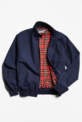 Fred Perry Made In England Harrington Jacket Navy