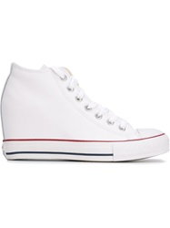 Converse 'Chuck Taylor All Star Lux Wedge' Sneakers White