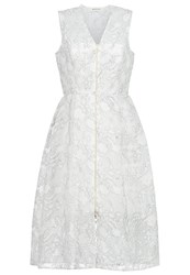 Whistles Marion Cocktail Dress Party Dress Ivory White