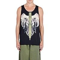 Marcelo Burlon County Of Milan Men's Mixed Print Tank Black