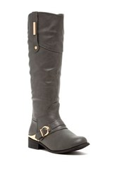Bucco Pagani Riding Boot Gray
