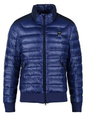 Blauer Down Jacket Blu Zaffiro Royal Blue