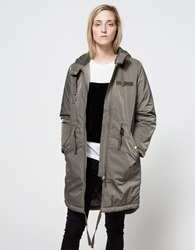 Cheap Monday Search Parka Vintage Green