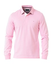 Eden Park Rugby Polo Shirt Pink