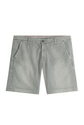 Ag Adriano Goldschmied Wanderer Cotton Shorts Gr. 34