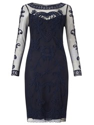Alice By Temperley Somerset By Alice Temperley Lace Dress Navy