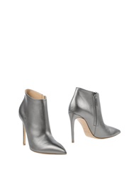 Ralph Lauren Collection Ankle Boots Grey