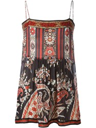 Isabel Marant A Toile 'Tybalt' Cami Top Multicolour