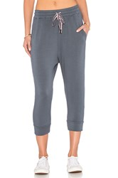 Stateside Viscose Fleece Sweatpant Gray