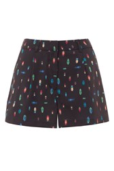 Wolf And Whistle Beetle Shorts Multi Coloured