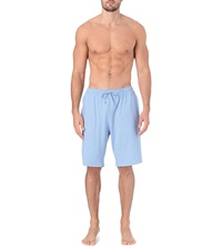 Derek Rose Basel Shorts French Blue