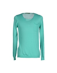 Officina 36 Sweaters Light Green