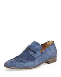Andy Suede Loafer Bue Berluti
