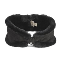 Ugg Australia Women's Classic Collection Carter Headband Black