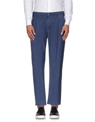 Myths Trousers Casual Trousers Men Dark Blue