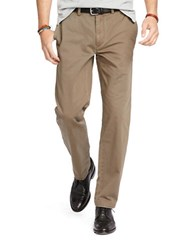 Polo Ralph Lauren Classic Fit Low Rise Chino Pants Brown
