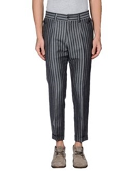Dolce And Gabbana Casual Pants Grey