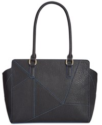 Inc International Concepts Jesickaa Satchel Only At Macy's Black