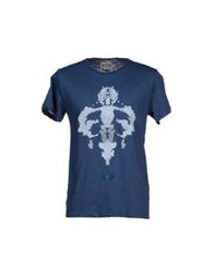 Mary Cotton Couture T Shirts Pastel Blue