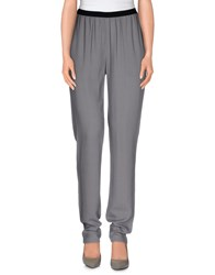 American Vintage Trousers Casual Trousers Women Grey