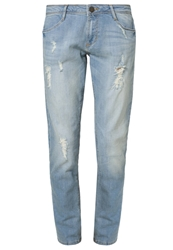 Gestuz Maja Relaxed Fit Jeans Blue